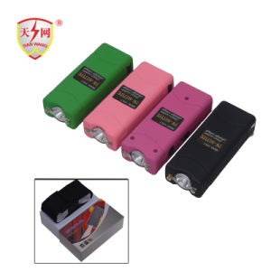 Heavy Duty Stun Guns Rechargeable with LED Flashlight pictures & photos