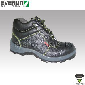 Engineering Working Safety Shoes Buffalo Leather Safety Shoes pictures & photos