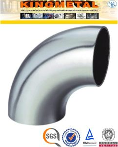 "ASME B16.9 304L 6"" Sch40 Stainless Steel Pipe 90degree Elbow Fittings Price pictures & photos"