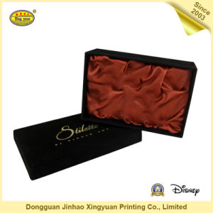 Elegant Paper Packaging Jewellery Box (JHXY-PB0016)
