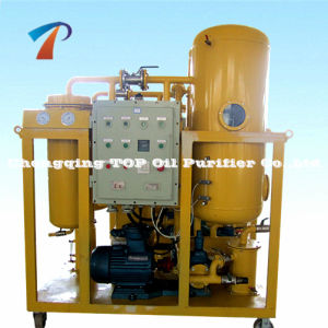 Professional Design High Vacuum Waste Turbine Oil Purifier Plant (TY) pictures & photos