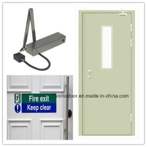 High Quality Steel Fire Door, Fire Rated Door with UL Certificate pictures & photos
