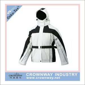 High Quality Outer Wear Windproof Waterproof Women Ski Jacket pictures & photos