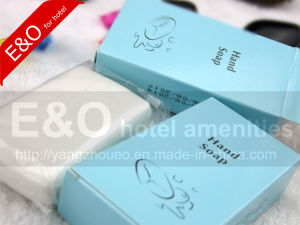 100g Luxury White Bath Hand Soap pictures & photos