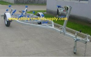 Heavy Duty Hydraulic 5.2m Boat Trailer (BCT0105) pictures & photos