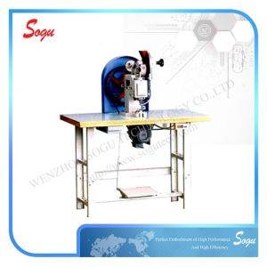 Middle Sole Table Type Shoe Riveting Machine pictures & photos