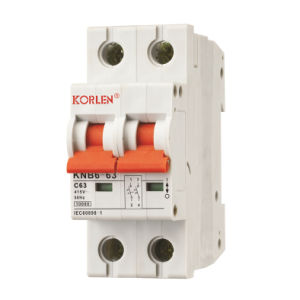 Circuit Breaker Switch MCB (KNB6-63) pictures & photos