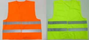 High Visibility Reflective Safety Vest En ISO20471 pictures & photos