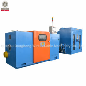 Zh-630 Electronic Pitch Pair Twisting Machine + Dual Head Vertical Type Back-Twist Paying-off Machine Group pictures & photos