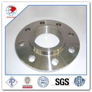 Air Duct ASTM A105 RF Galvanized Slip on Forged Flange pictures & photos