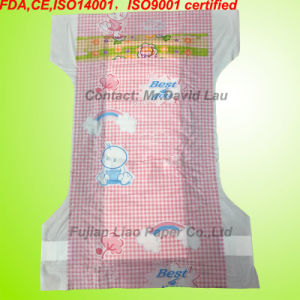 Disposable Confy Baby Diaper pictures & photos
