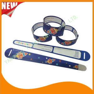 PP Entertainment Professional Manufacture Kids ID Child Wristbands Bracelet (KID-1-19) pictures & photos