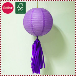 Rice Paper Lantern for Decoration