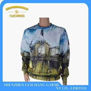 Professional Custom Sublimated High Quality Sweatshirt (AS-049)