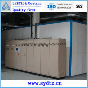 Hot Powder Coating Line/Machine/Painting Equipment of Electric Control Device pictures & photos