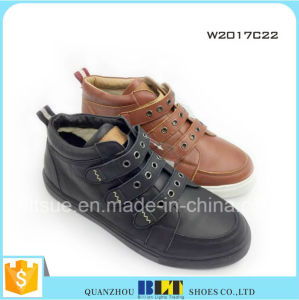 New Design Buckle Women Casual Shoes pictures & photos