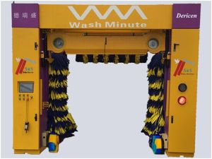 Dericen Dl-7f Roll-Over Car Wash Machine with Dryer pictures & photos