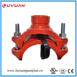 Ductile Iron Grooved Rigid Coupling with FM/UL Approved pictures & photos