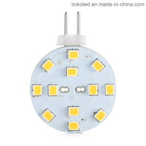 G4 LED AC 8-18V Bulb 12SMD 2835 pictures & photos
