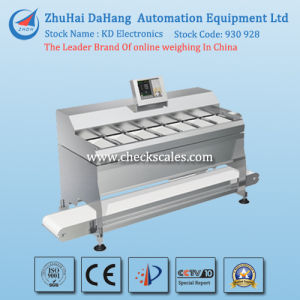 Leading Brand Automatic Weight Matching Machine for Seafood and Meat pictures & photos