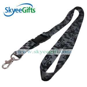 Gray Camouflage Whistle Neck Lanyards for Troops and Army pictures & photos