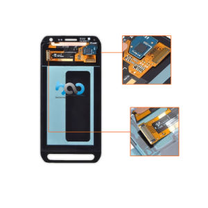 Touch Screen Digitizer LCD Display for Samsung S6 Active G890 pictures & photos
