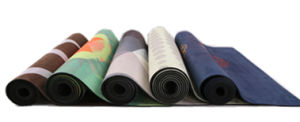 Art Printed Yoga Mat Combo 2in1 Design Easy Care pictures & photos