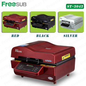 Freesub 3D Sublimation Heat Press Photo Printing Machine St-3042 pictures & photos
