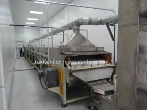 Hot Melt Adhesive Stainless Steel Belt Cooling Granulator pictures & photos