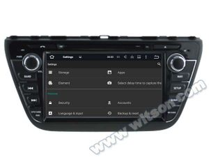 Witson Android 5.1 Car DVD GPS for Suzuki 2014 Cross with Chipset 1080P 16g ROM WiFi 3G Internet DVR Support (A5536) pictures & photos