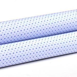 Swiss DOT Cutting Pile Cotton Fabric