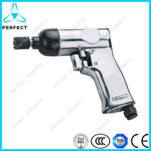 Pneumatic Screwdriver with Side Mounted F/R Lever pictures & photos