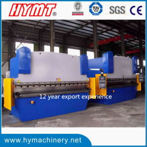 WC67Y-125X4000 E21 control Hydraulic press brake pictures & photos
