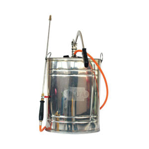 16L Stainless Steel Knapsack/Backpack Manual Hand Pressure Agricultural Sprayer (KD-16L-G) pictures & photos