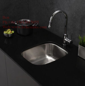 Stainless Steel Kitchen Sink, Bar Sink, Stainless Steel Under Mount Bar Sink with Cupc Approved pictures & photos