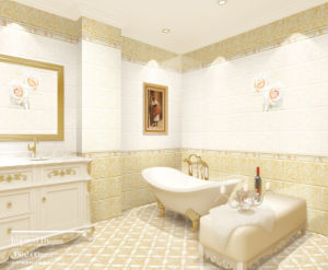 Bathroom Building Material From China Foshan300*300 pictures & photos