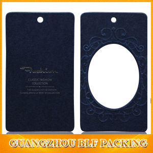 Blue Paper Cardboard Tags (BLF-T100) pictures & photos