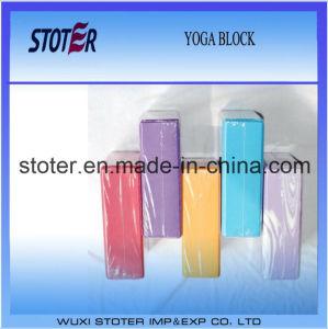 Non-Toxic High Density Yoga Bricks pictures & photos