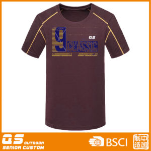 Men′s Sport Running Quick Dry T-Shirt pictures & photos