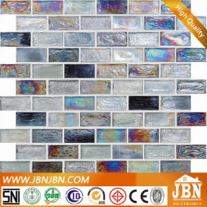 European Style Glass Mosaic for Kitchen Wall (L824002) pictures & photos