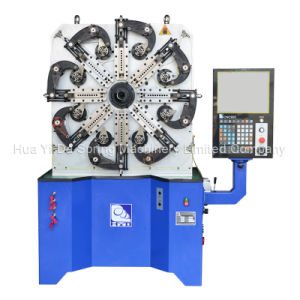 Automatic 3 Axis CNC Spring Coiling Machine & CNC Spring Machine pictures & photos