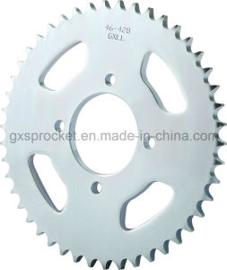 Motorcycle Rear Sprocket Suzuki En125-2 pictures & photos