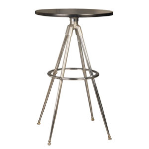 Chinese Manufacturer Fashion Metal Bar Table with Legs (FS-207) pictures & photos