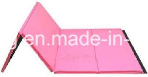 Folding Gymnastics Mats /Gym Mat/ Exercise Folding Mat pictures & photos