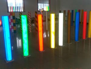 High Quality 1*50m PVC Car Wrap Film Reflective Vinyl Roll pictures & photos
