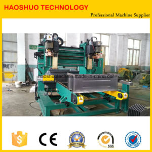Automatic Spot Welding Machine for Corrugated Fin Embossment Welding pictures & photos