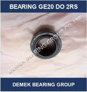 Radial Spherical Plain Bearing Ge20 Do-2RS pictures & photos