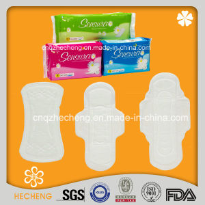 Disposable Ultra Thin Soft Lady Sanitary Napkin pictures & photos