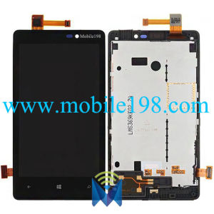 LCD Screen for Nokia Lumia 820 Parts pictures & photos