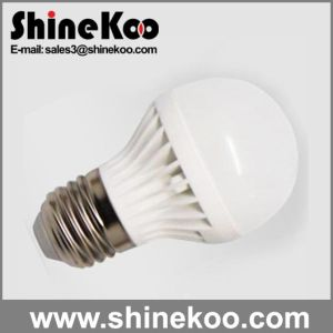 Aluminium Plastic E27 5W 7W 9W 12W LED Bulb (G50-5W) pictures & photos